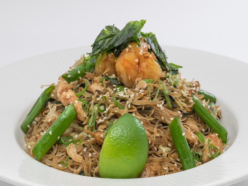 JetDine Menu a2 - singapore noodles with prawns