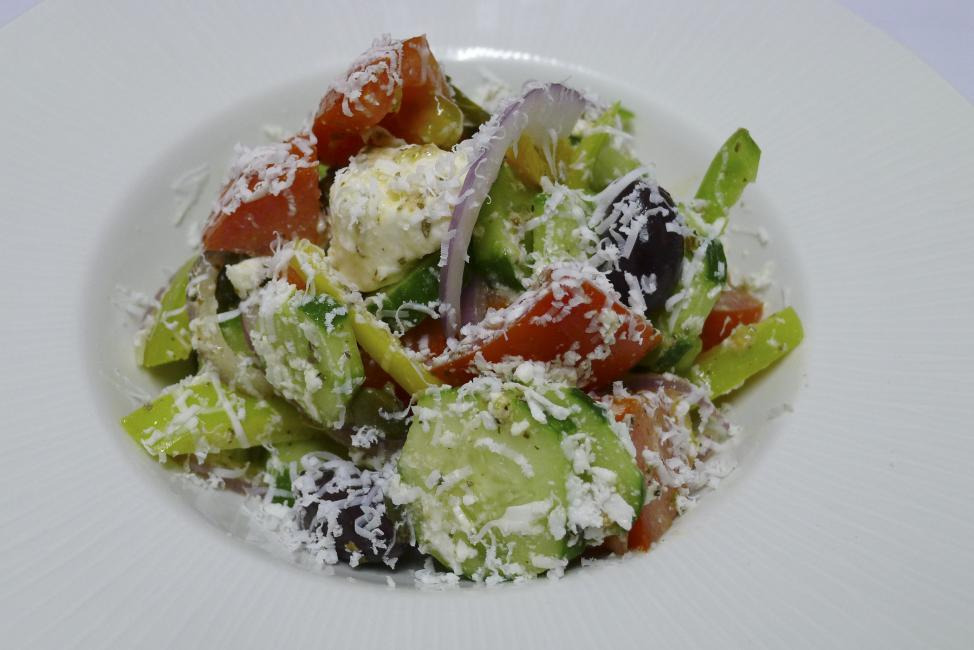 JetDine Menu S3 - Traditional Greek Salad
