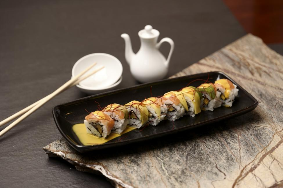 JetDine Menu J2 - Rainbow Roll