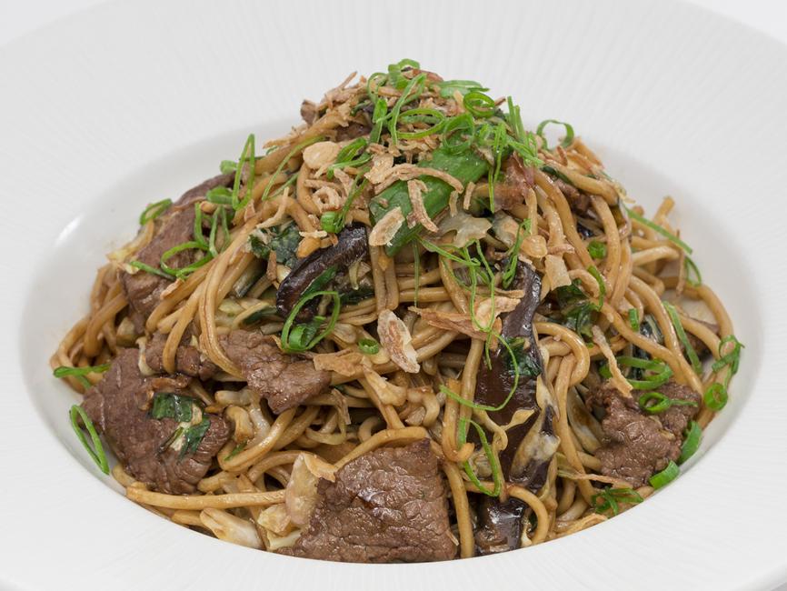 JetDine Menu a3 - Shanghai beef noodles