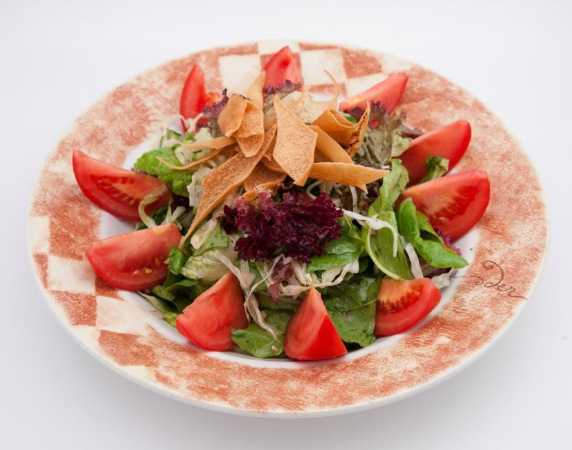 JetDine Menu S9 - Chef's House Salad