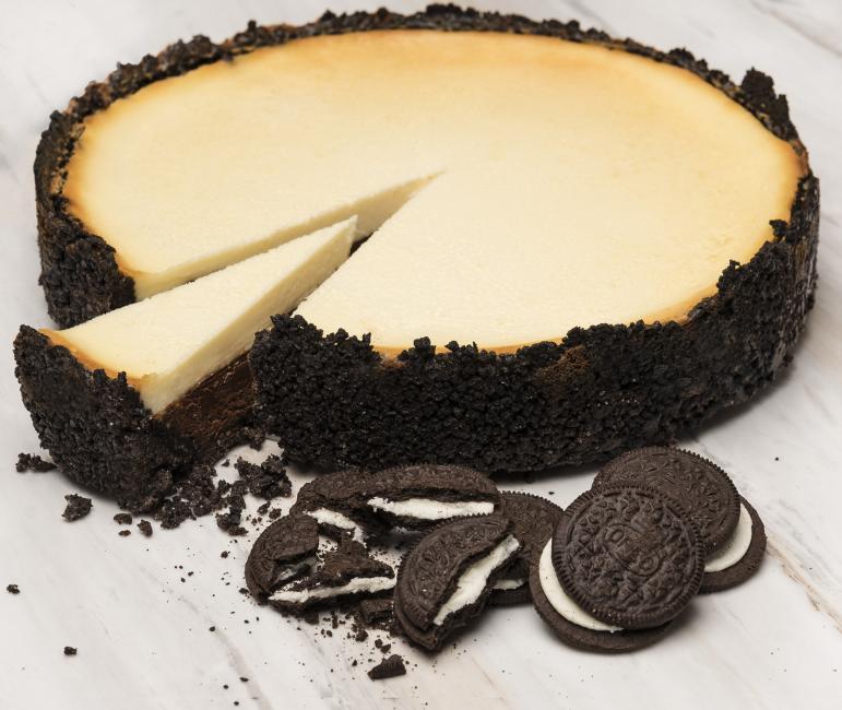 JetDine Menu dp3 - Oreo Chesse Cake