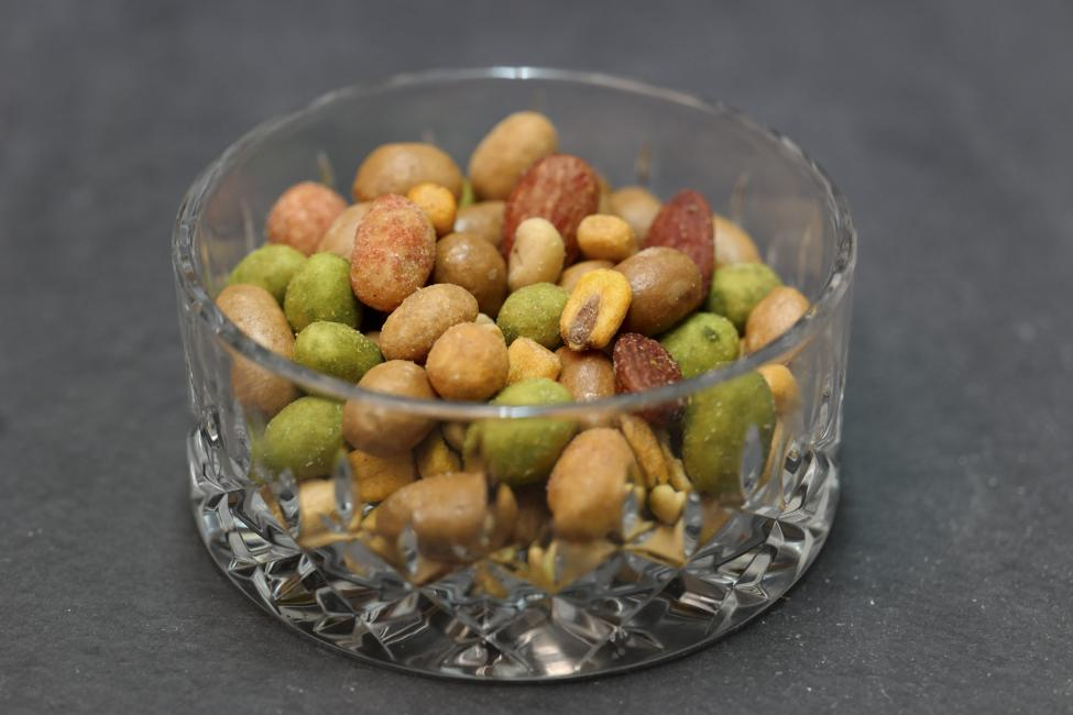JetDine Menu dp16 - Selection of Nuts
