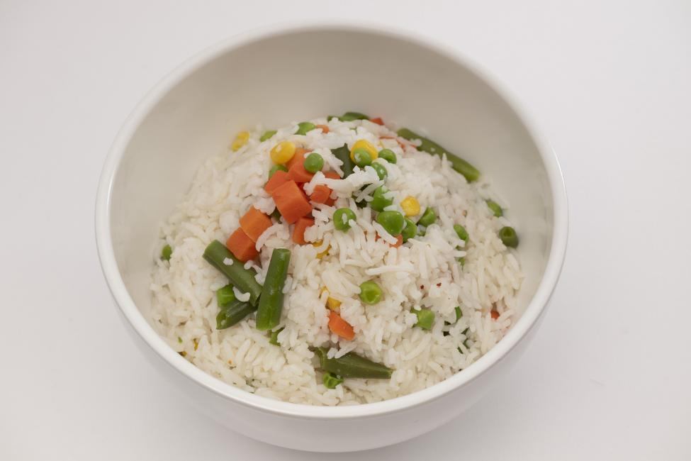 JetDine Menu sd6 - vegetable rice