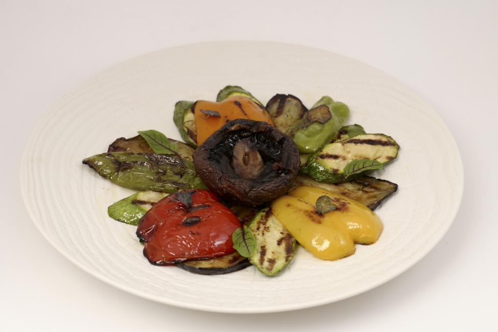 JetDine Menu sd3 - Seasonal grilled vegetables