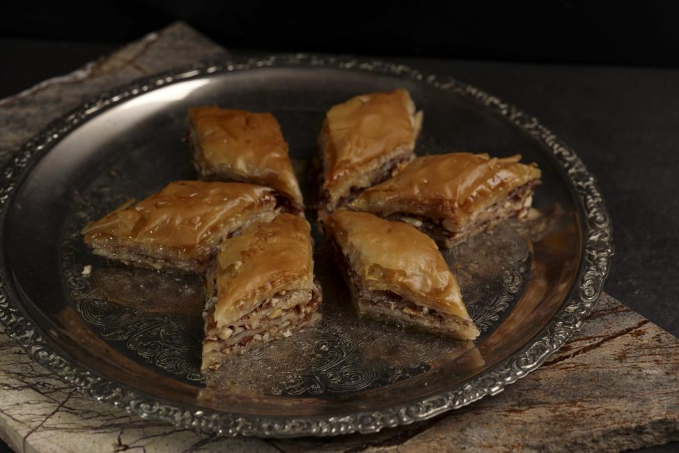 JetDine Menu dp15 - mini baklava