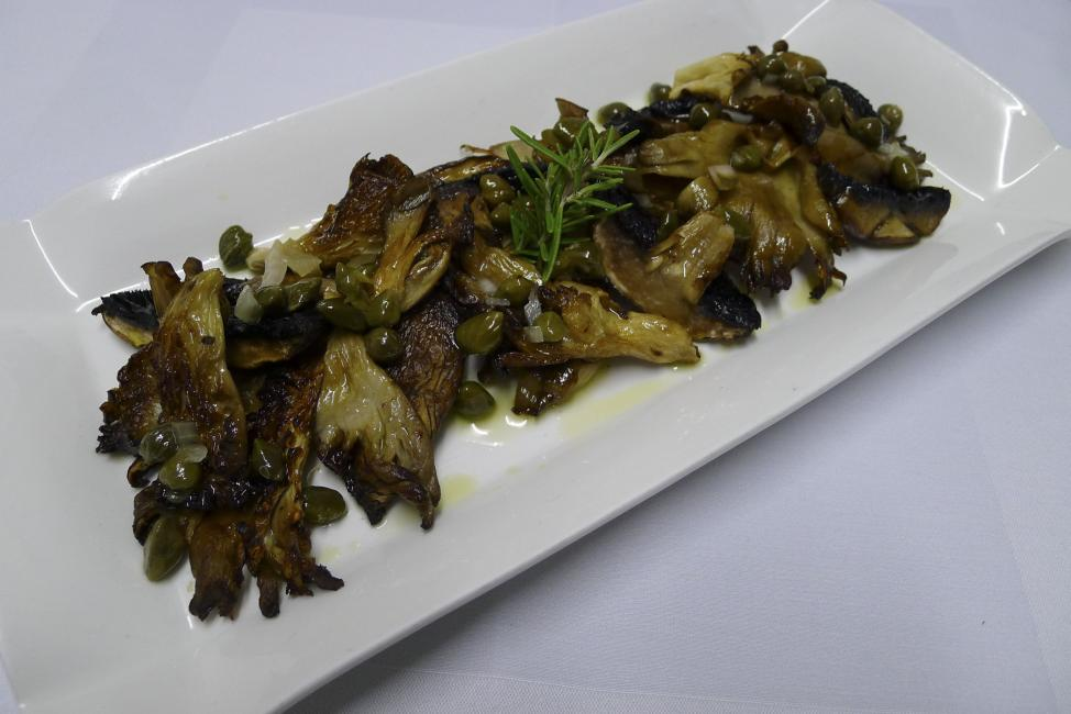 JetDine Menu pv5 - Porto Bello & Oyster mushrooms